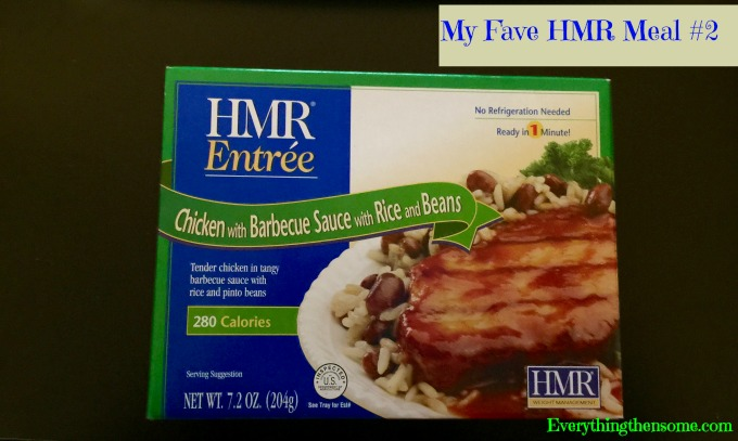 My Fave HMR Meal #2