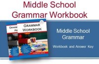 Grammar Workbook Set (Brookdale House Review)