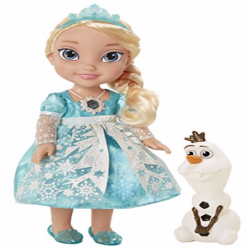 Disney Frozen Snow Glow Elsa Doll Review