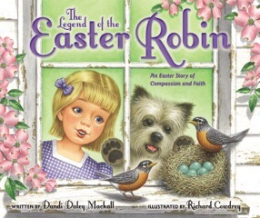 The Legend of the Easter Robin {Book Review}
