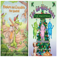 Two Children's Books Teaching Life Lessons {Book Review}