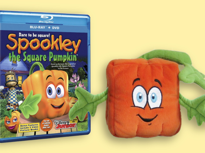 Spookley the Square Pumpkin Prize Pack Giveaway